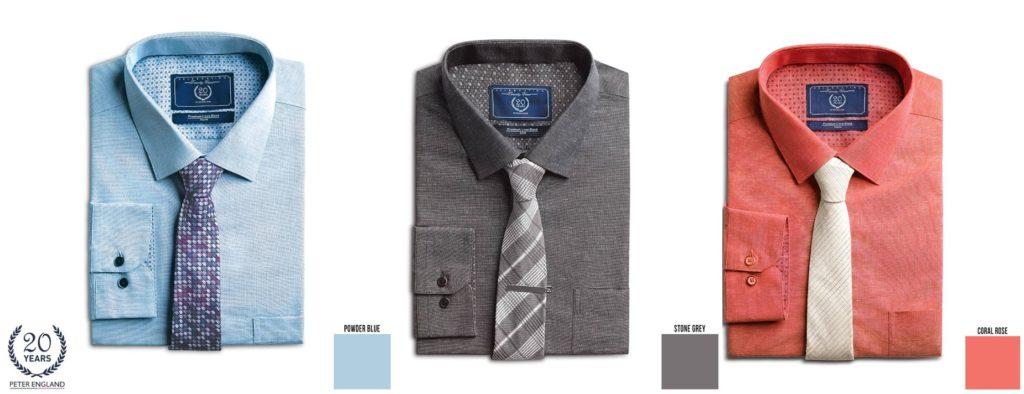 Shirt and Tie Styling - Guide