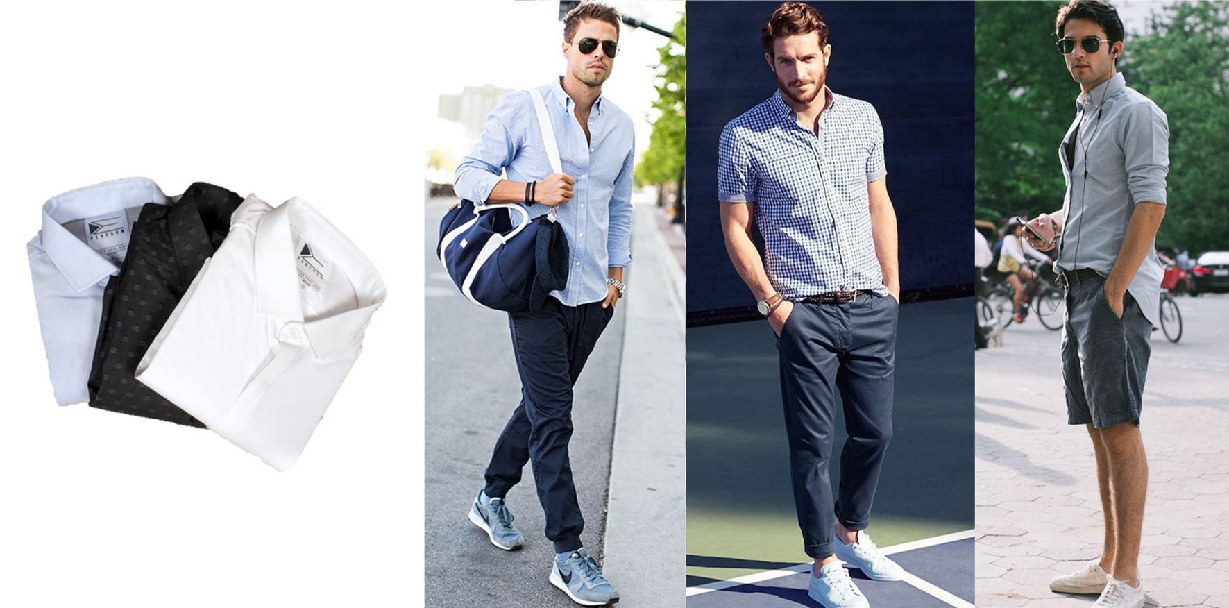 5 Essential Shirts